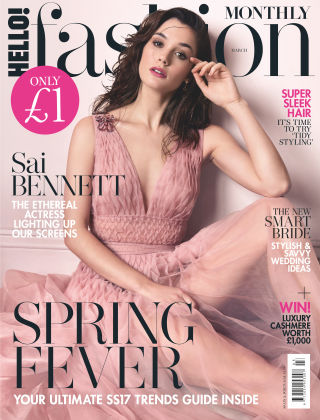 HELLO! Fashion Monthly March 2017