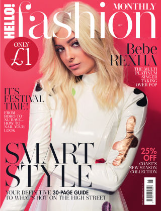 HELLO! Fashion Monthly May 2017