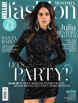HELLO! Fashion Monthly Dec / Jan 2018