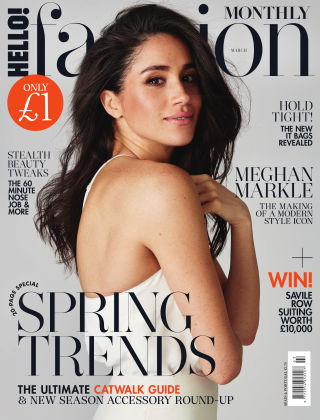 HELLO! Fashion Monthly March 2018
