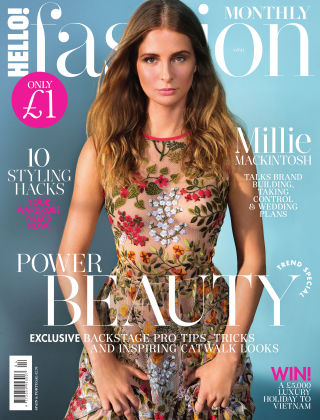 HELLO! Fashion Monthly April 2018