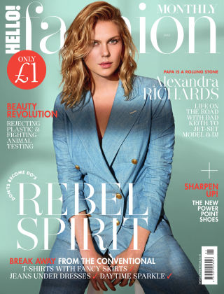 HELLO! Fashion Monthly May 2018