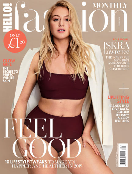 HELLO! Fashion Monthly January 08, 2019 00:00