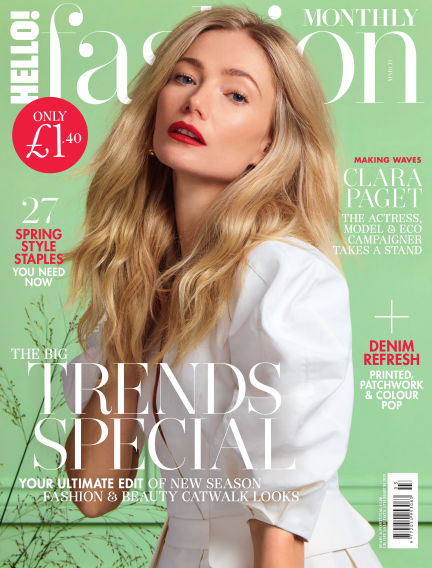 HELLO! Fashion Monthly February 05, 2019 00:00