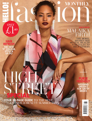 HELLO! Fashion Monthly June 2019