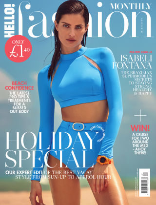 HELLO! Fashion Monthly July 2019
