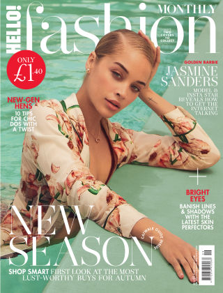 HELLO! Fashion Monthly September 2019