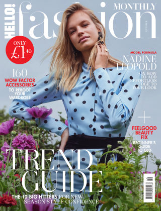 HELLO! Fashion Monthly October 2019