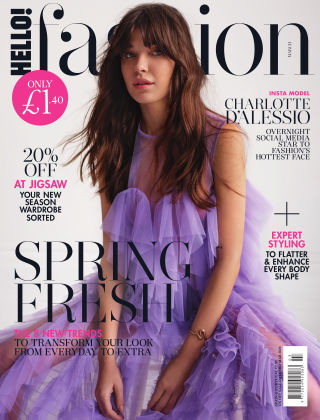 HELLO! Fashion Monthly March 2020