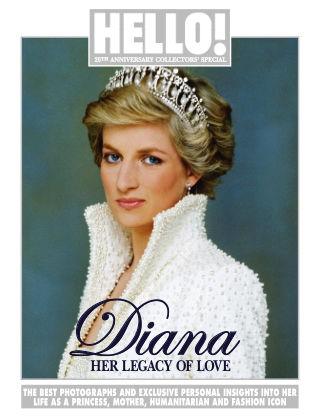 HELLO! Souvenir Editions Diana: Her Legacy
