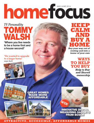 Homefocus May/June 2014