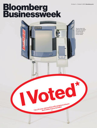Bloomberg Businessweek #41 2016