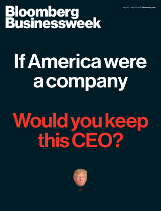 Bloomberg Businessweek May 22 2017