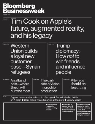 Bloomberg Businessweek Jun 19 2017