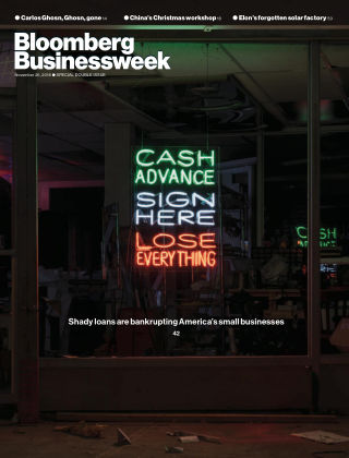 Bloomberg Businessweek Nov 26 2018