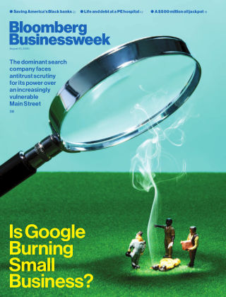 Bloomberg Businessweek August 10th 2020