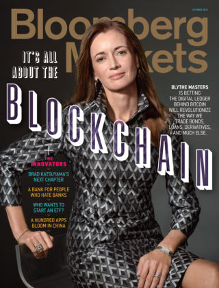 Bloomberg Markets October 2015