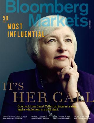 Bloomberg Markets November 2015