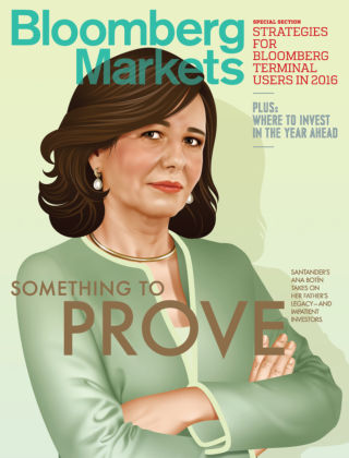 Bloomberg Markets Jan 2016