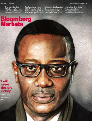 Bloomberg Markets Sept 2016