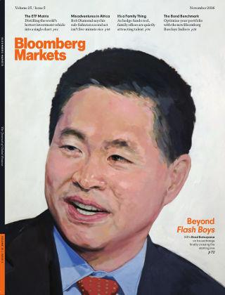Bloomberg Markets Nov 2016