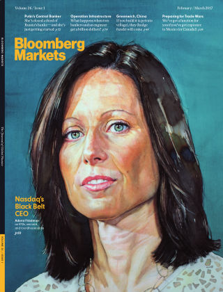 Bloomberg Markets February 2017