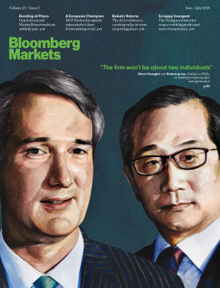 Bloomberg Markets Jun-Jul 2018
