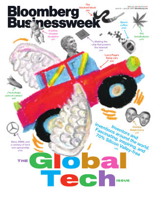 Bloomberg Businessweek Europe #25 2016