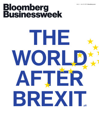 Bloomberg Businessweek Europe #28 2016