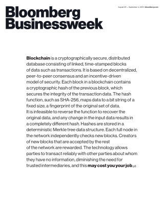 Bloomberg Businessweek Europe #36 201616