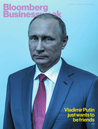 Bloomberg Businessweek Europe #38 2016
