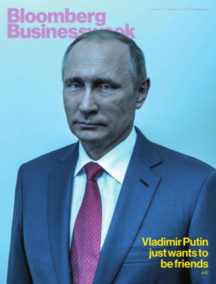 Bloomberg Businessweek Europe September 09, 2016 00:00