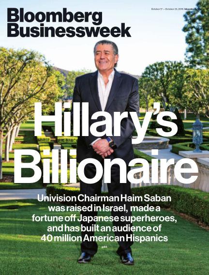 Bloomberg Businessweek Europe October 14, 2016 00:00