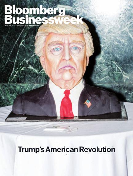 Bloomberg Businessweek Europe November 11, 2016 00:00