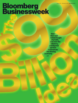 Bloomberg Businessweek Europe Europe #06 2017 2017