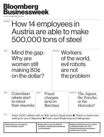 Bloomberg Businessweek Europe June 23, 2017 00:00