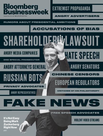 Bloomberg Businessweek Europe September 22, 2017 00:00