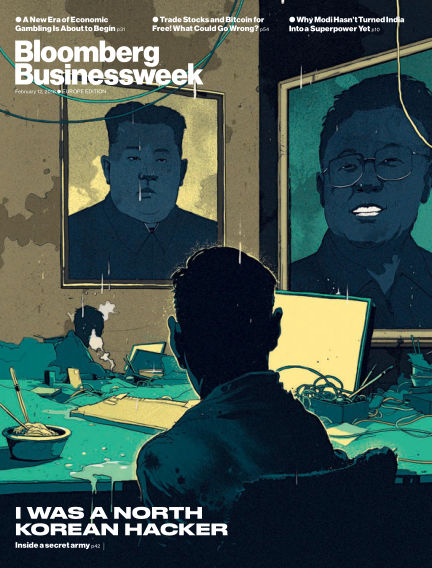 Bloomberg Businessweek Europe February 09, 2018 00:00