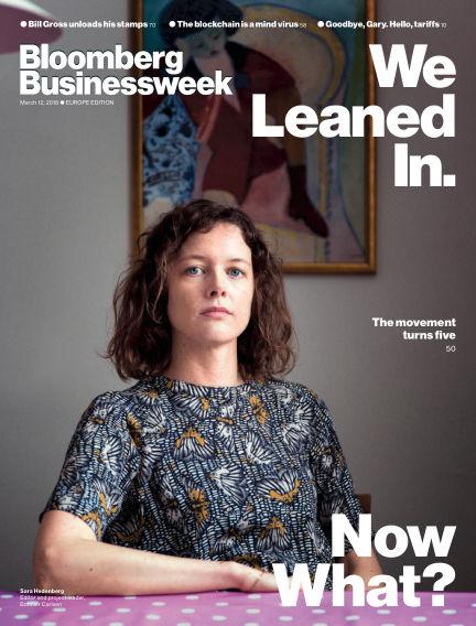 Bloomberg Businessweek Europe March 09, 2018 00:00