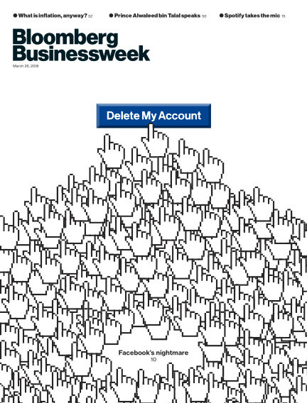 Bloomberg Businessweek Europe March 23, 2018 00:00