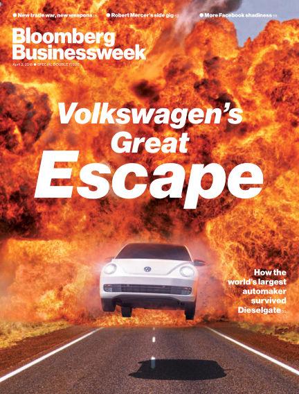 Bloomberg Businessweek Europe March 30, 2018 00:00