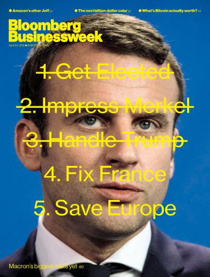 Bloomberg Businessweek Europe April 20, 2018 00:00