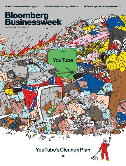 Bloomberg Businessweek Europe April 27, 2018 00:00