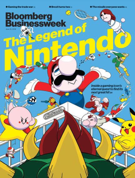 Bloomberg Businessweek Europe June 22, 2018 00:00