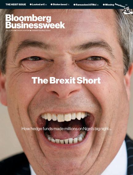 Bloomberg Businessweek Europe June 29, 2018 00:00