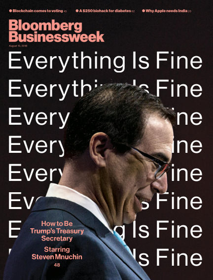 Bloomberg Businessweek Europe August 10, 2018 00:00