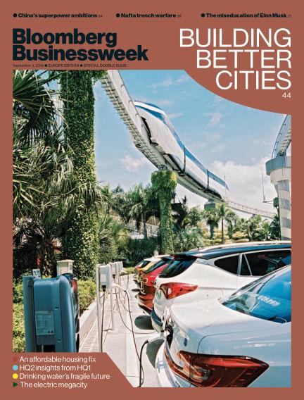 Bloomberg Businessweek Europe August 31, 2018 00:00