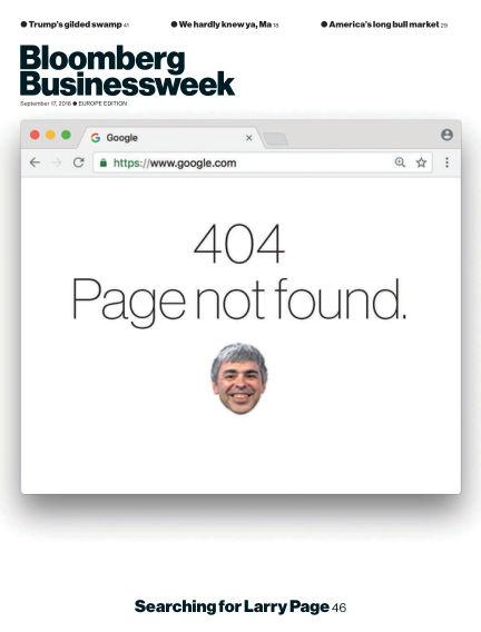 Bloomberg Businessweek Europe September 14, 2018 00:00