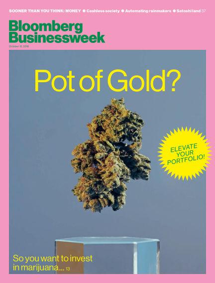 Bloomberg Businessweek Europe October 12, 2018 00:00