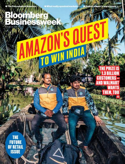Bloomberg Businessweek Europe October 19, 2018 00:00